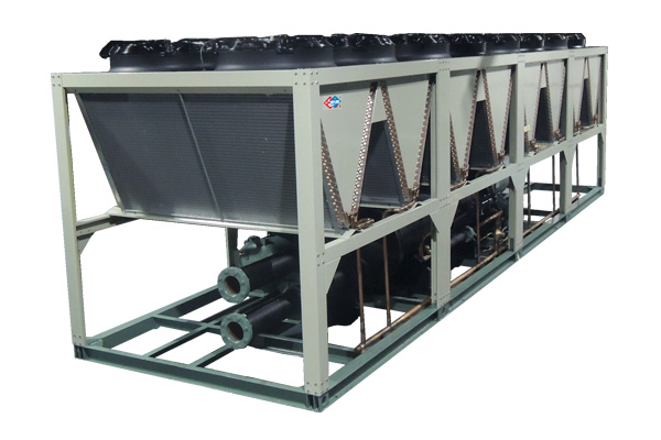 air cooled industrial screw chiller
