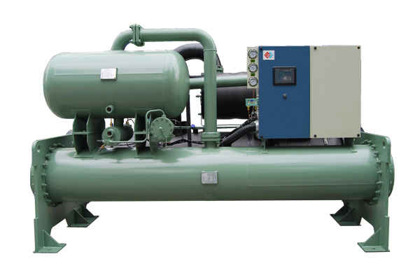 flooded type water cooled chiller