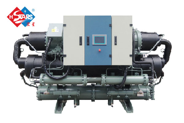 Carbonated Drinks & Syrup Water Cooled Screw Type Chiller